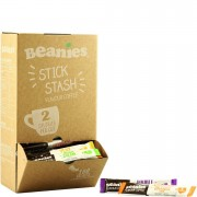 Beanies Flavour Co Beanies Mixed Flavour Instant Coffee Sticks - 100 Sachets
