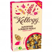 Cereale Kellogg Cranberry and Lindseeds 400g