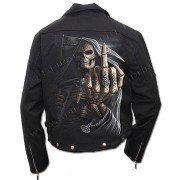bunda pánská jarně/podzimní (sako) SPIRAL - Bone Finger - WM 112750