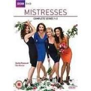 Mistresses - Series 1-3 Box Set DVD