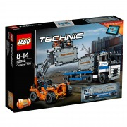 Lego Technic Container Yard 42062