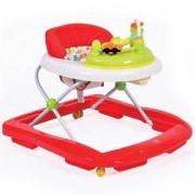 Бебешка проходилка Accord, Moni, червена, 356266