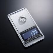 Roya vrecková digitálna váha 0,1g - 1000g