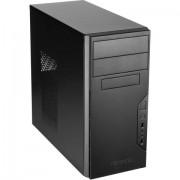 Carcasa PC , Antec , VSK 3000B U3/U2 Micro ATX , negru