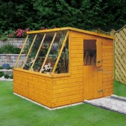 Shire Iceni 8 x 6 Potting Shed