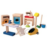 Plan Toys Doll House Household Accessories Set