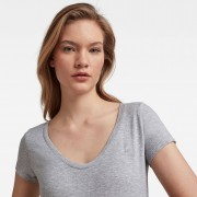 G-Star RAW Base Round Neck Cap Sleeve T-Shirt