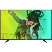 "Sharp Smart TV LED N6100U 42.5"", 4K UltraHD, Widescreen, Negro"