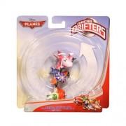 Disney / Pixar PLANES Micro Drifters 3-Pack Rochelle Bulldog & El Chupacabra