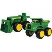 John Deere Mini traktor & Las.