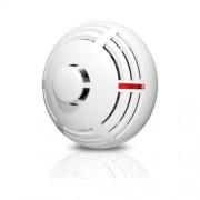 Detector conventional Satel TSD-1, Senzor de fum si temperatura, cablare pe 4 fire pentru sisteme de alarma (Satel)