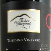 1992 Fisher Wedding Vineyard Cabernet Sauvignon