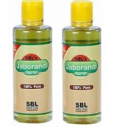 SBL Jaborandi Hair Oil 200 ML each Pack of 2 200 MLX2 400 ML