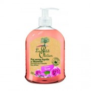 Le Petit Olivier Săpun lichid natural cu ulei de măsline Rose ( Pure Liquid Soap) 300 ml