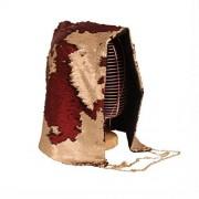 LUOEM moda lentejuelas sombrero de fiesta tapas estilo causal decoración regalo de Navidad para festivales de invierno (rojo champaña)