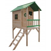 Drevený záhradný domček pre deti BIANCA
