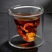 Mikamax Skull Glass - Whiskey Glas