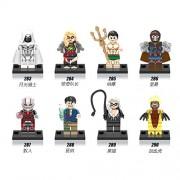 Generic Avengers Bricks Men, Super Infinity War Hero Sets, World of Heroes, Custom Building Blocks Toys, Mini People Characters (NO Box) X0117