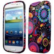 Samsung I9300 Galaxy S III JellyFish Калъф + Протектор