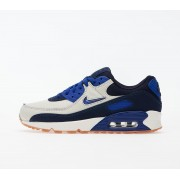 Nike Air Max 90 Premium Sail/ Concord-Blackened Blue