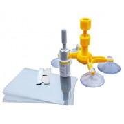Kit Reparatie Parbriz Auto Techstar® pentru Crapaturi Zgarieturi Ciobituri