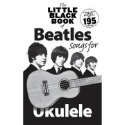 Music Sales The Little Black Book of Beatles Songs for Ukulele
