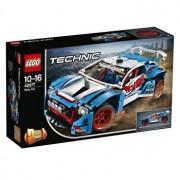 LEGO Technic 2 in 1, Masina de raliuri 42077