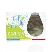 SAVONIA - Sapun Cafea si Eucalipt