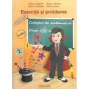 Culegere de matematica clasa a 3-a. 1000 Exercitii si probleme ed.2015 - Adina Grigore