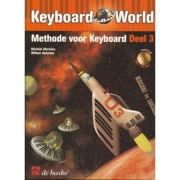De Haske Keyboard World 3 incl cd