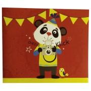 1x25 Daiber Panda 13x18 Kids Portrait folders 13351