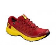 Salomon Xa Elevate Gtx Rojo Amarillo L40469200