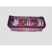 RK Brands Designer Bangle Box Single Row(Multicolor)