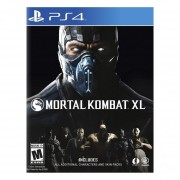 Mortal Kombat Xl - Ps4 - Fisico