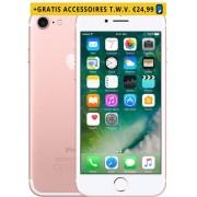 Green Mobile Refurbished iPhone 7 Kleur: Roségoud, Opslagcapaciteit: 128 GB, Kwaliteit: Goed