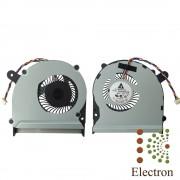 Cpu koelventilator koeler voor asus f502 f502c f502ca x502 X502C X502CA S400 S400C S400CA S500 S500C S500CA X402 X402C X402CA RZCONNE