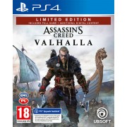 Assassin's Creed Valhalla Limited Edition PS4