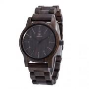 Drevené hodinky - kvalita, luxus a drevo v BLACK-STYLE