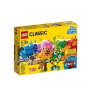 Lego Classic Peças e engrenagens 10712Multicolor- TAMANHO ÚNICO