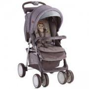 Детска количка с покривало - Foxy, Beige Buhu, Lorelli, 0740174
