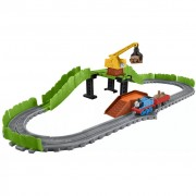 Thomas & Friends Adventures Reg at the Scrapyard Train Set FBC58