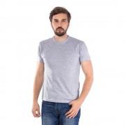 LOFT szürke klasszikus férfi póló