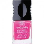 Alessandro Make-up Esmalte de uñas Thomas Rath Nail Polish N.º 596 Victoria's Brown 10 ml