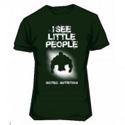 Camiseta I see little people
