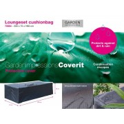 Garden Impressions Coverit loungeset kussentas 200x75xH60