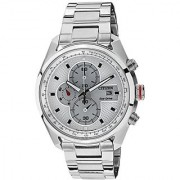 Citizen Eco-Drive Analog White Dial Mens Watch - CA0360-58A