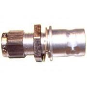 NTR CON54 BNC aljzat RG59 kábelhez - beépíthető