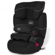 Столче за кола Aura Fix Pure Black, Cybex, 512107042
