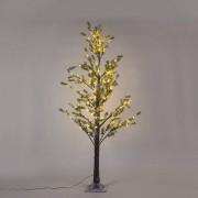Kaemingk Lumières de Noël sapin Snow LED blanc chaud 2,1 mètre