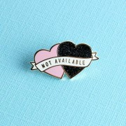 Punky Pins Pin - Not available